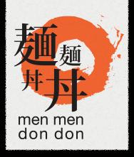 men men don don - 麺麺丼丼